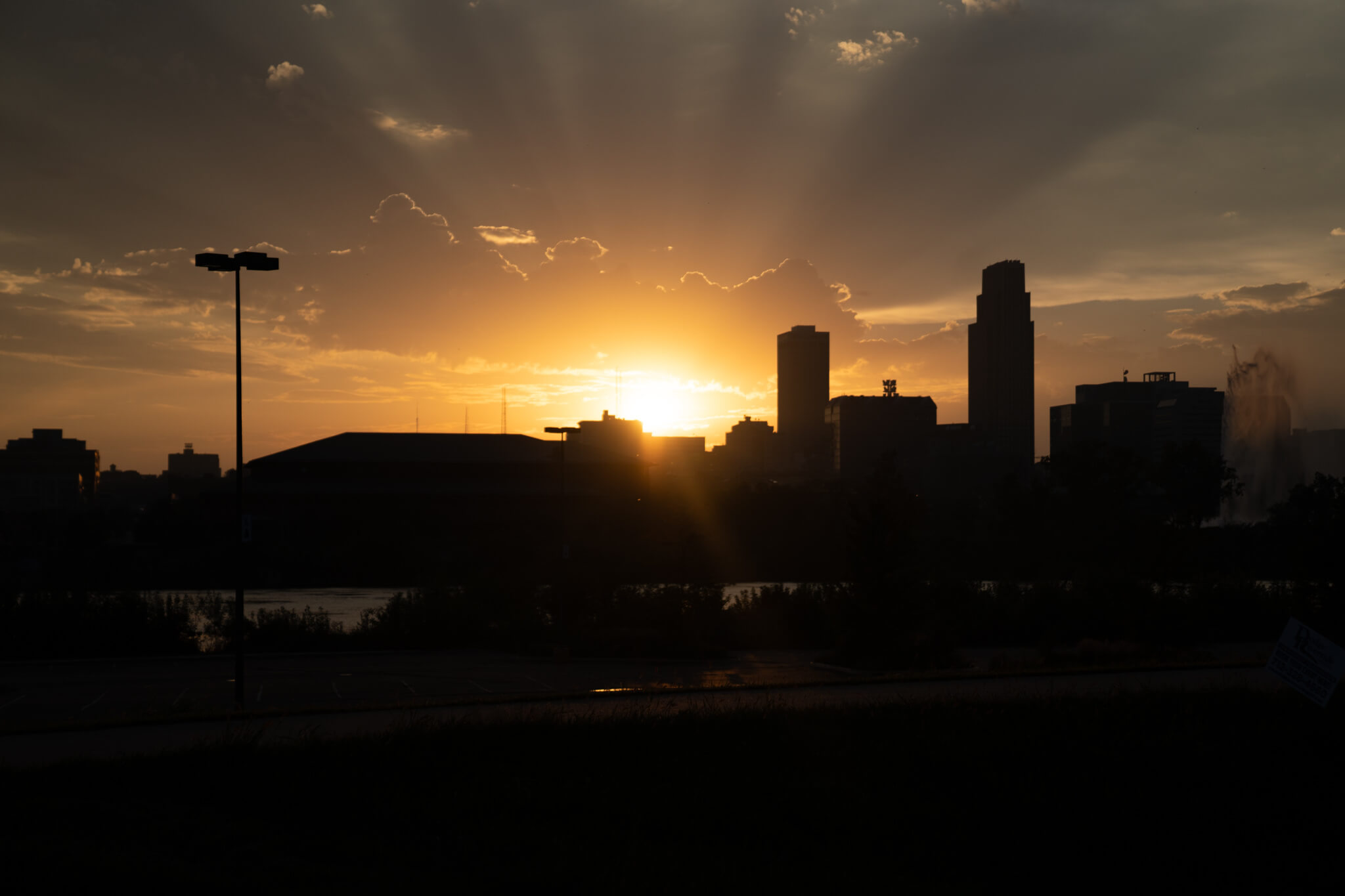 landscape-photograph-downtown-omaha-before